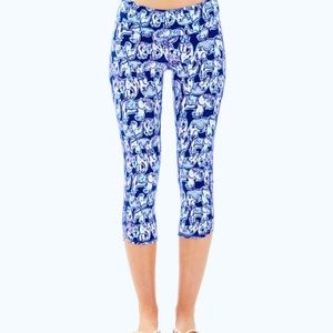 Lilly pulitzer Get Trunky Luxletic leggings